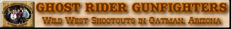 Oatman Ghost Rider Gunfighters banner jpg